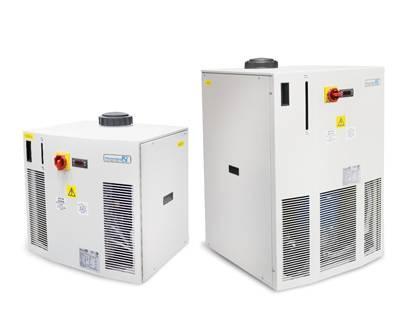Pfannenberg Series CC compact packaged chillers