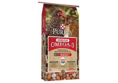 Purina Animal Nutrition Oyster Strong System formula