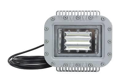 Larson Electronics low profile light fixture