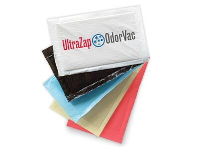 Paper Pak Industries UltraZap OdorVac active absorbents