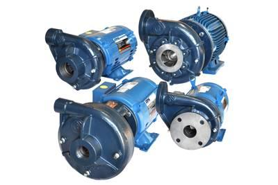 Franklin Electric AG Series centrifugal close-coupled pumps