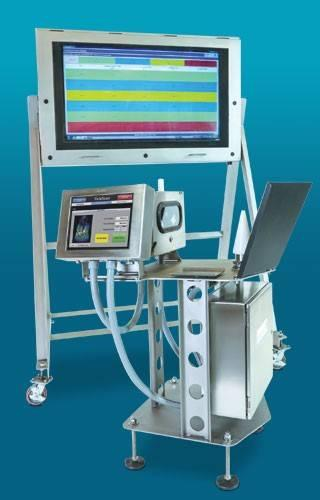 Gainco YieldScan rapid frame analyzer