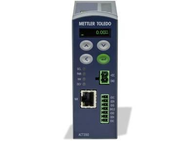 Mettler Toledo ACT350 weighing transmitter