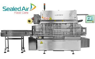 Sealed Air Cryovac Darfresh on Tray vacuum skin packaging system