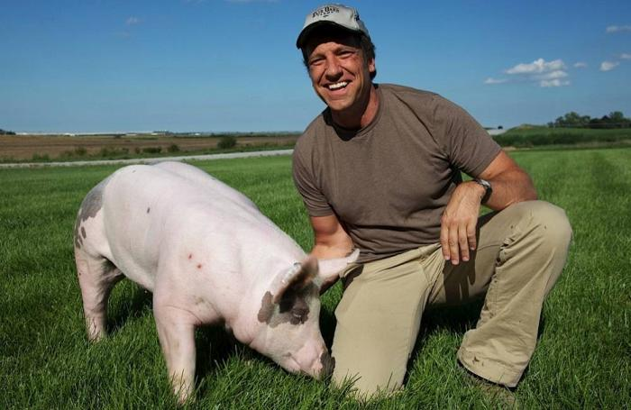 Mike Rowe UEP