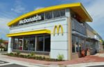 A McDonald's location in St. Petersburg, Florida.