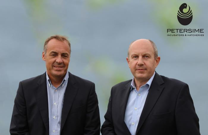 Our difference is incubation that mimics nature, say Michel de Clercq and Paul Degraeve, managing directors of Petersime