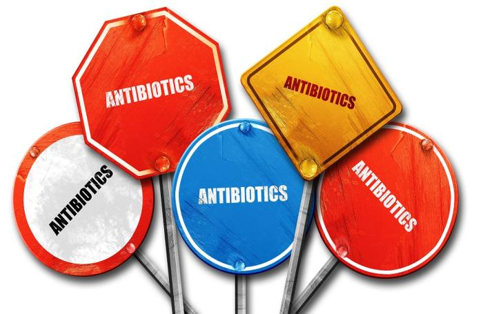 Antibiotics-signs