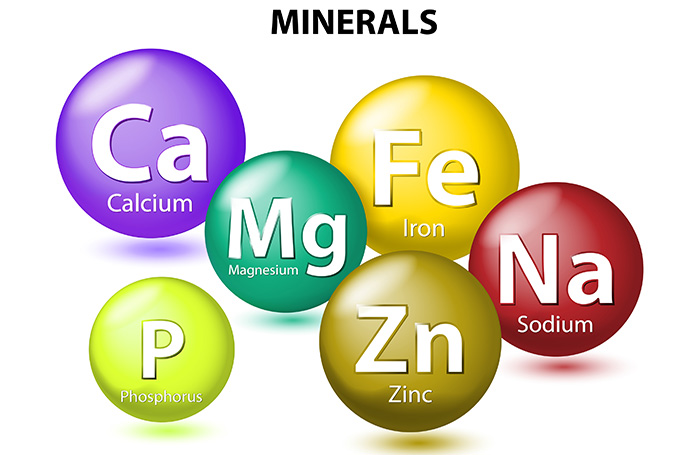 essential chemical minerals