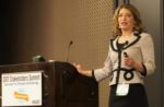 """Nina Teicholz, author of """"The Big Fat Surprise"""" speaks at the Animal Agriculture Alliance Stakeholders Summit in Kansas City, Missouri."""