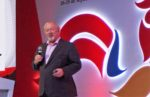 IPC President Jim Sumner speaks at the 2017 Latin American Poultry Congress