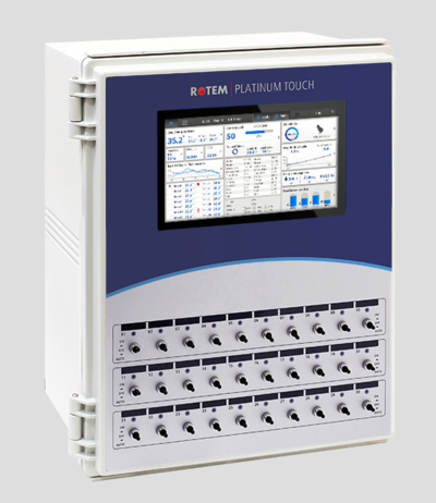 Munters-platinum-touch-climate-controller