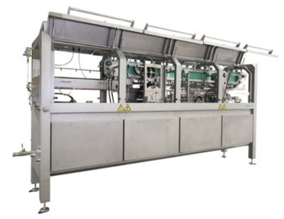 Meyn Mags automatic giblet harvesting system M4.0