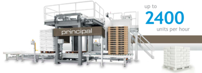 Statec-Binder-Principal-palletizing-machine