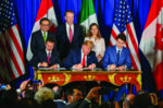 presidents-signing-the-USMCA