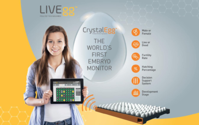 LIVEgg-CrystalEgg-embryo-monitoring-system