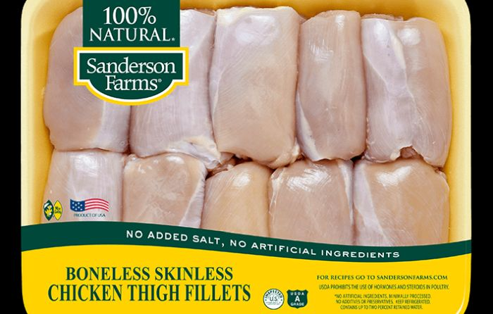 Sanderson Farms Pleased With New Complex In Tyler Texas Wattagnet