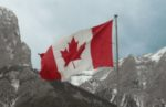 Canadian-flag-mountains