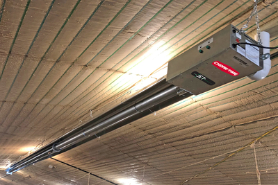Chore-Time-Radiant-Tube-Heaters