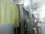 Aerosol-build-up-poultry-processing-plant