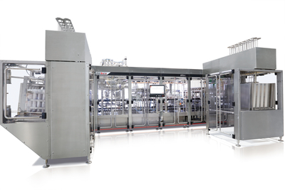 Ima dairy  food usa efs l packaging machine
