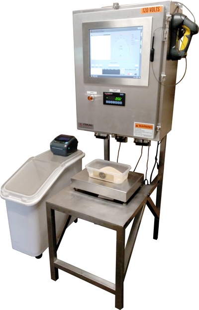 Sterling systems  controls affordable hand prompt batching system