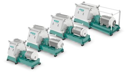 Bühler MultimpactMax hammer mill