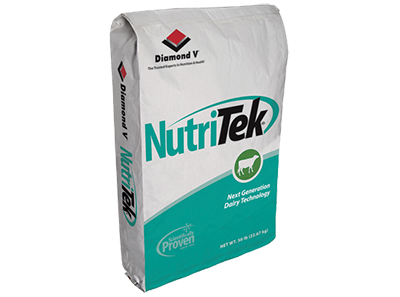 Diamond V NutriTek health product