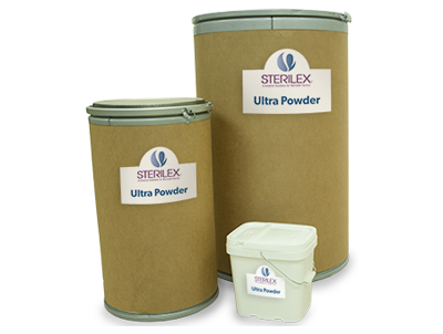Sterilex Ultra Powder solid floor treatment