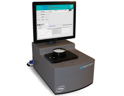 Unity Scientific M18 moisture analyzer