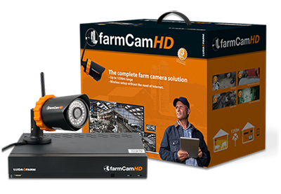 Luda.Farm FarmCam HD camera surveillance system