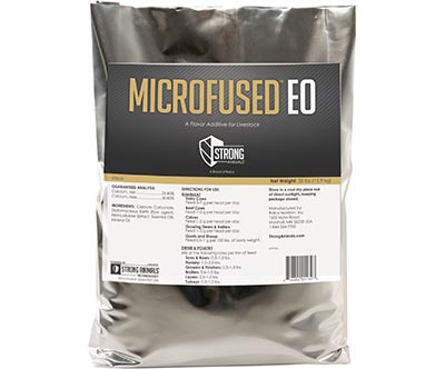 Ralco Strong Animals Microfused EO 100 mini pellet