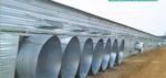 poultry house tunnel fan covers