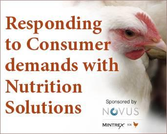 Responding to Consumer demands with Nutrition solutions